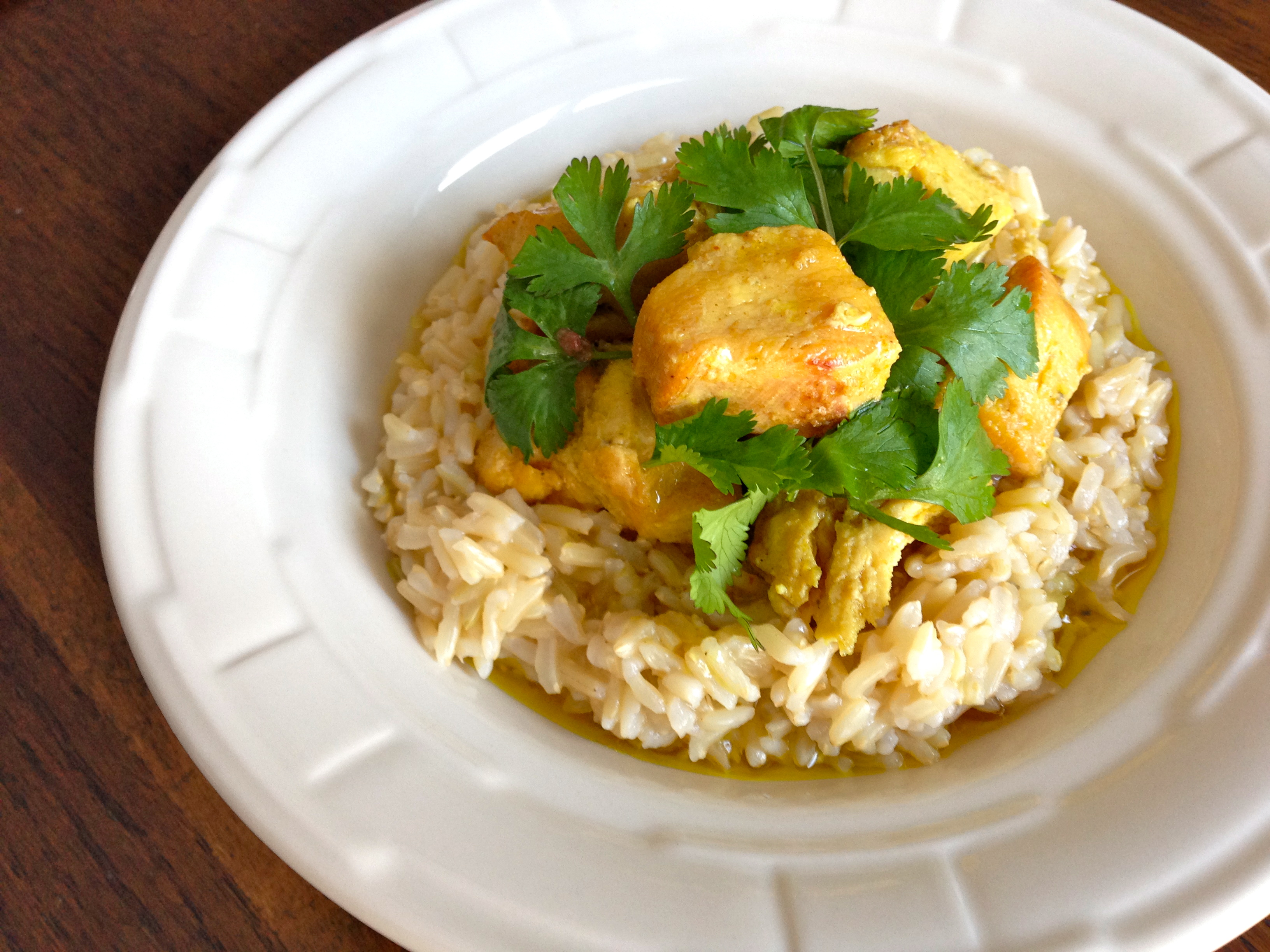 Senegalese Chicken Curry - Culinary Concerto