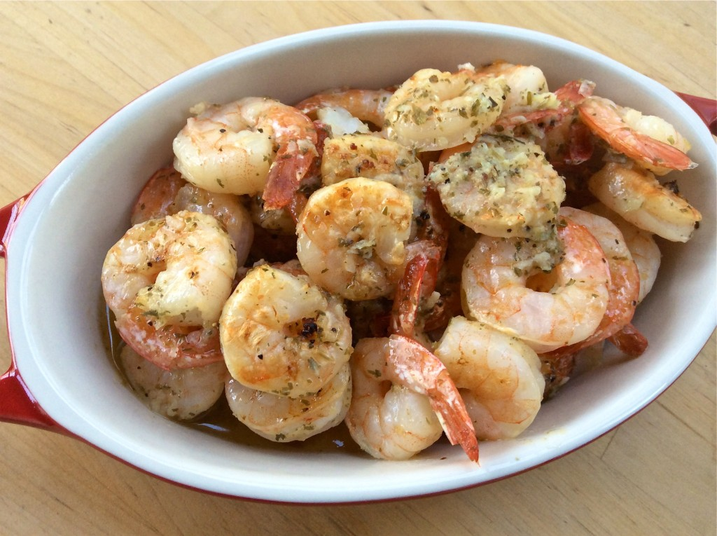 Simple Shrimp Scampi - Culinary Concerto