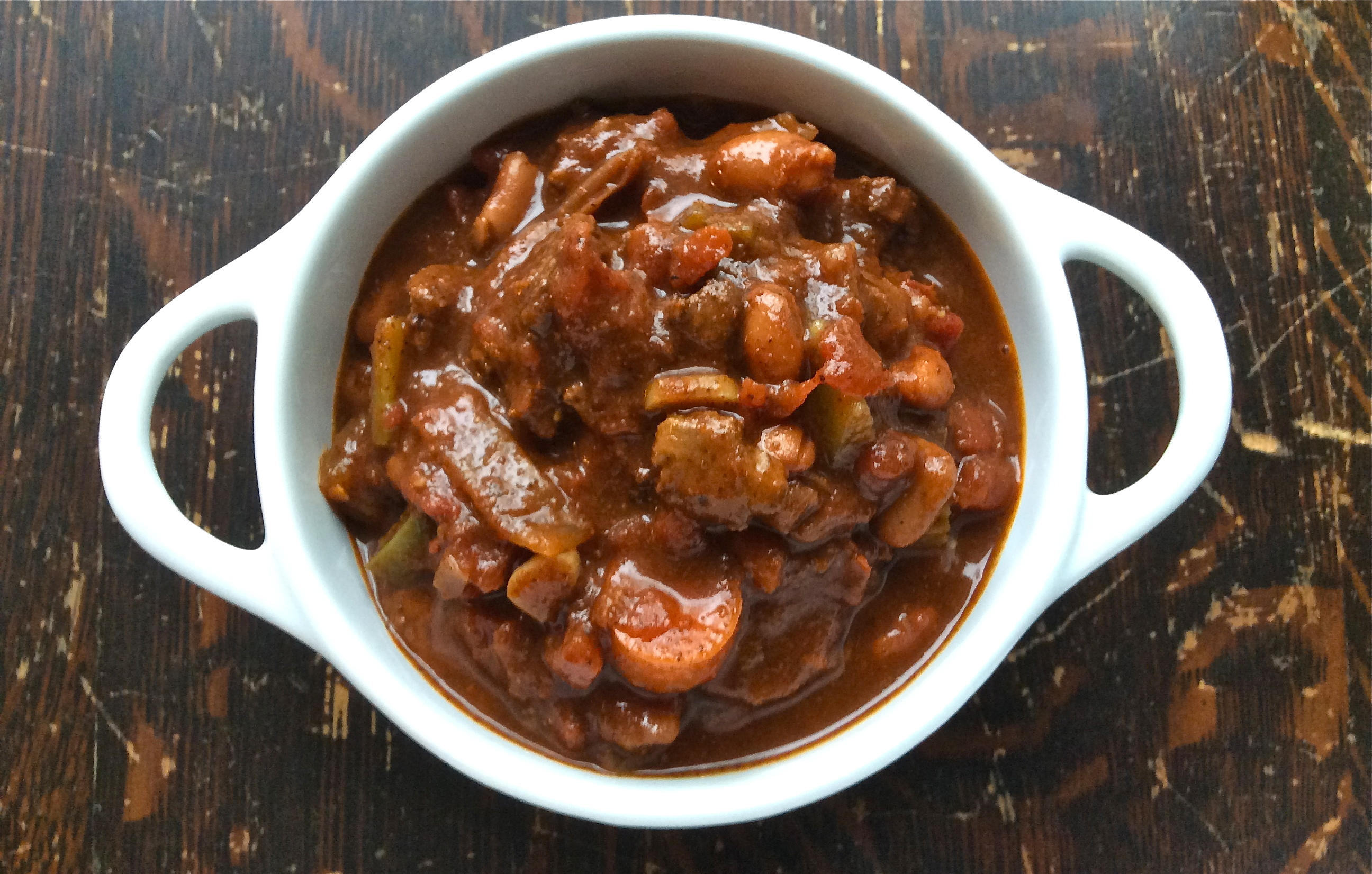 Red Hot Turkey Chili
