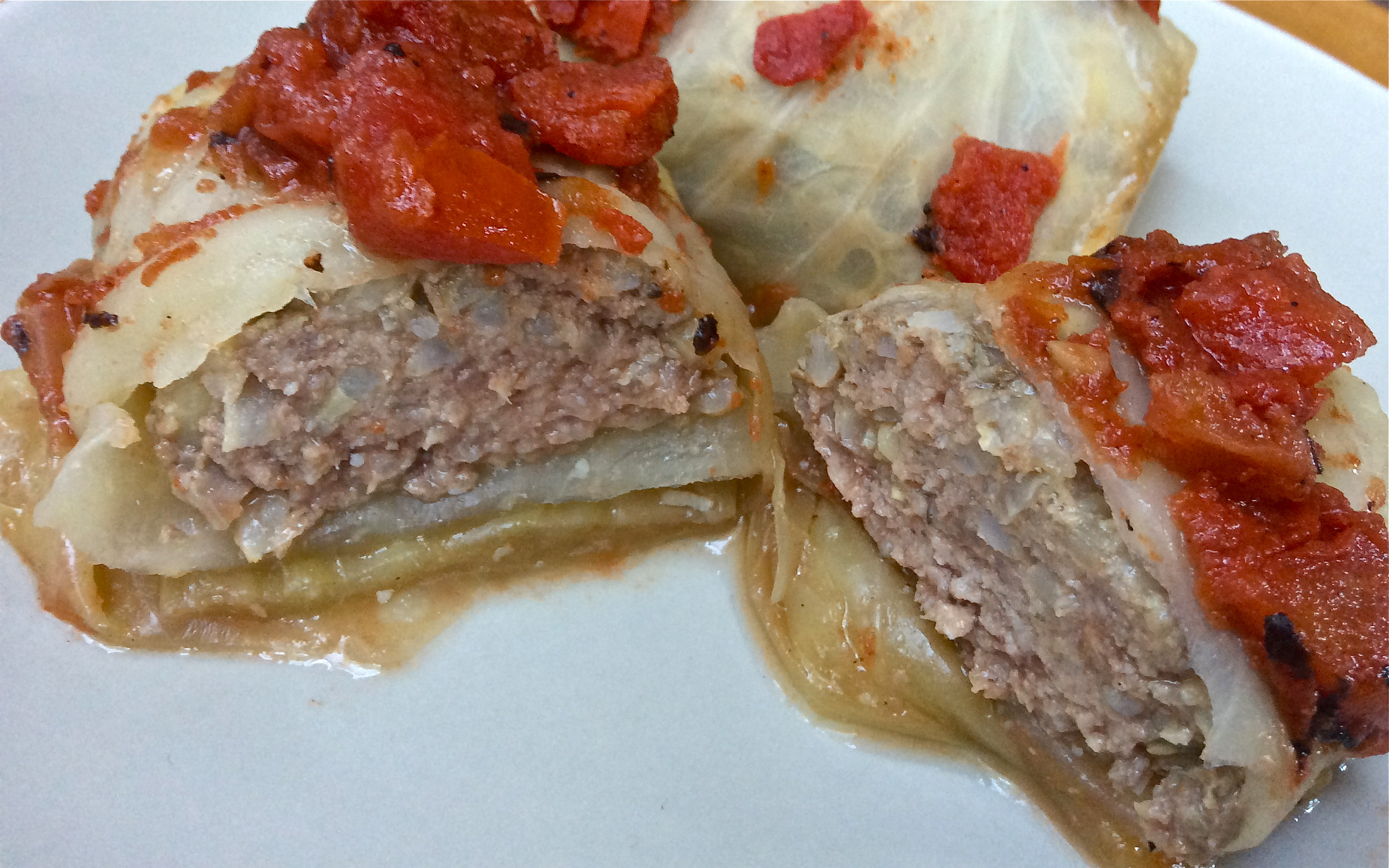 Lazy Day Cabbage Rolls - Kåldolmar